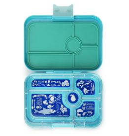 Yumbox PRE-ORDER Yumbox Tapas 5-vakken Antibes blue