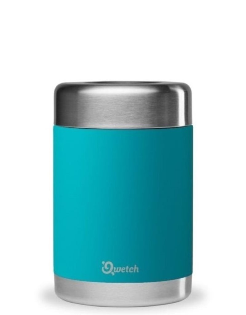 Qwetch Thermosbeker turquoise - 500 ml