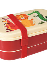 Rex London Bento box voor kleuters - Colourful creatures