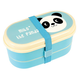 Rex London Bento box voor kleuters - Miko the panda