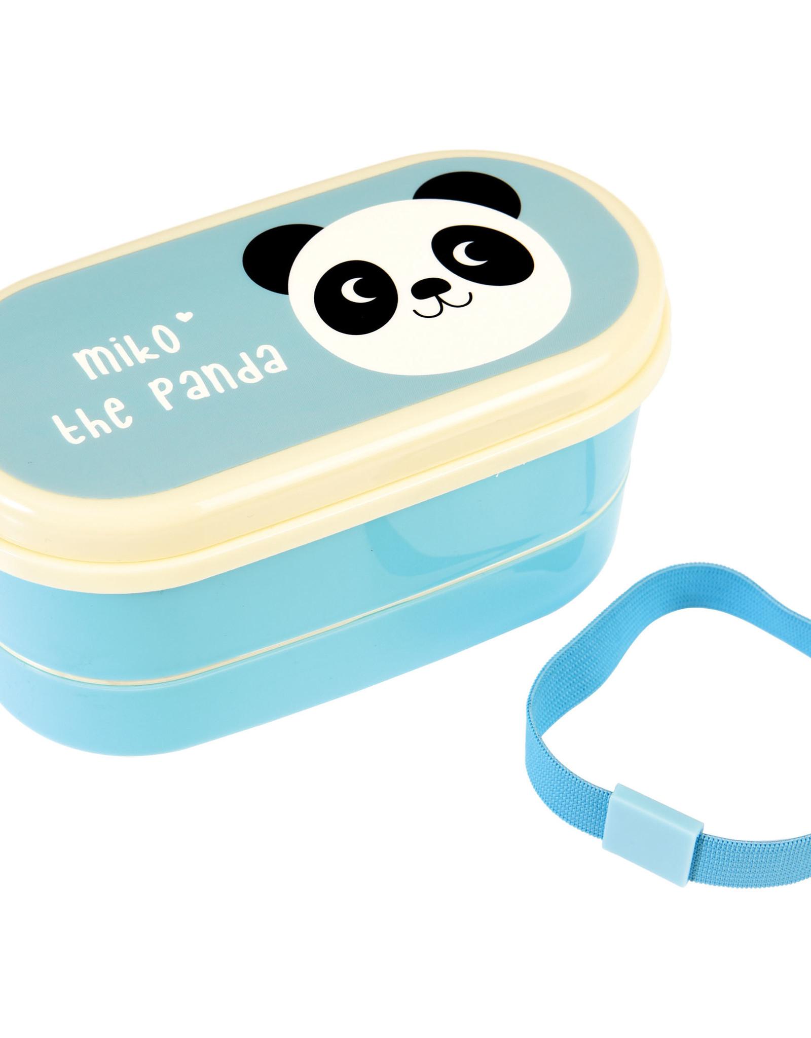 Rex London Bento box voor kleuters - Miko the panda