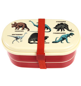 Rex London Bento box voor kleuters - Prehistoric land