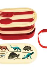 Rex London Bento box voor kleuters - Prehistoric land