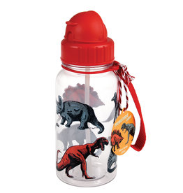 Rex London Drinkbus met rietje - Prehistoric land 500 ml