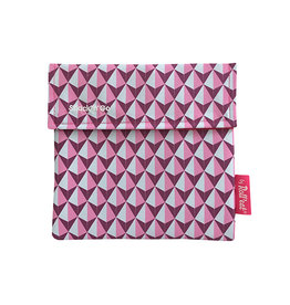 Roll'Eat Snack'n'Go - Tiles pink
