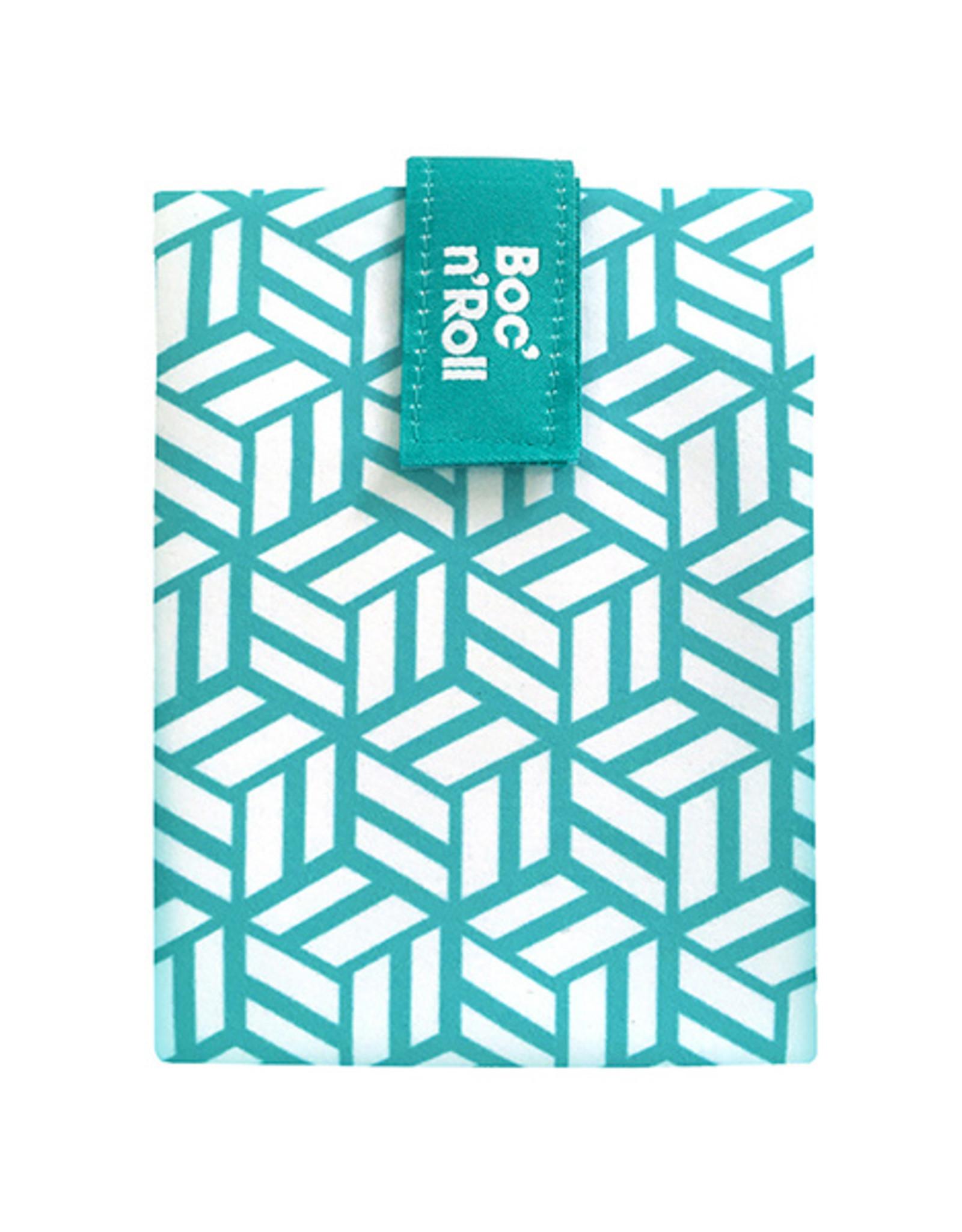 Roll'Eat Boc'n'Roll - Tiles green