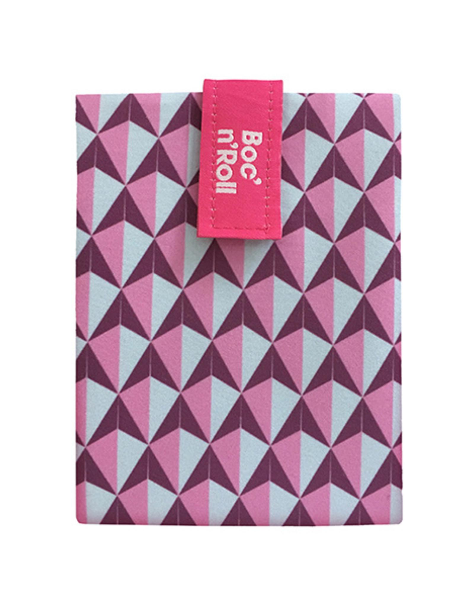 Roll'Eat Boc'n'Roll - Tiles pink