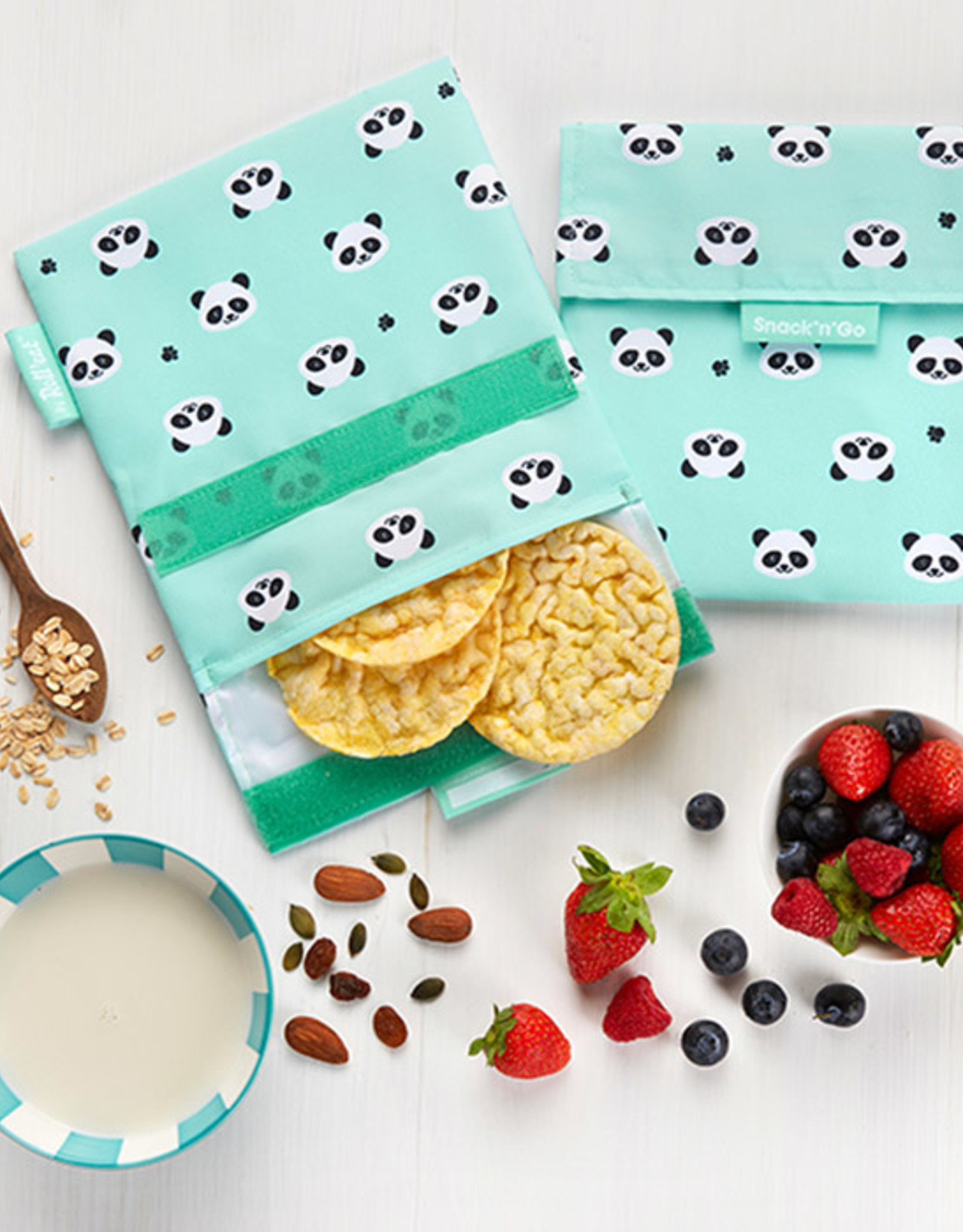 Roll'Eat Snack'n'Go kids - Animal panda