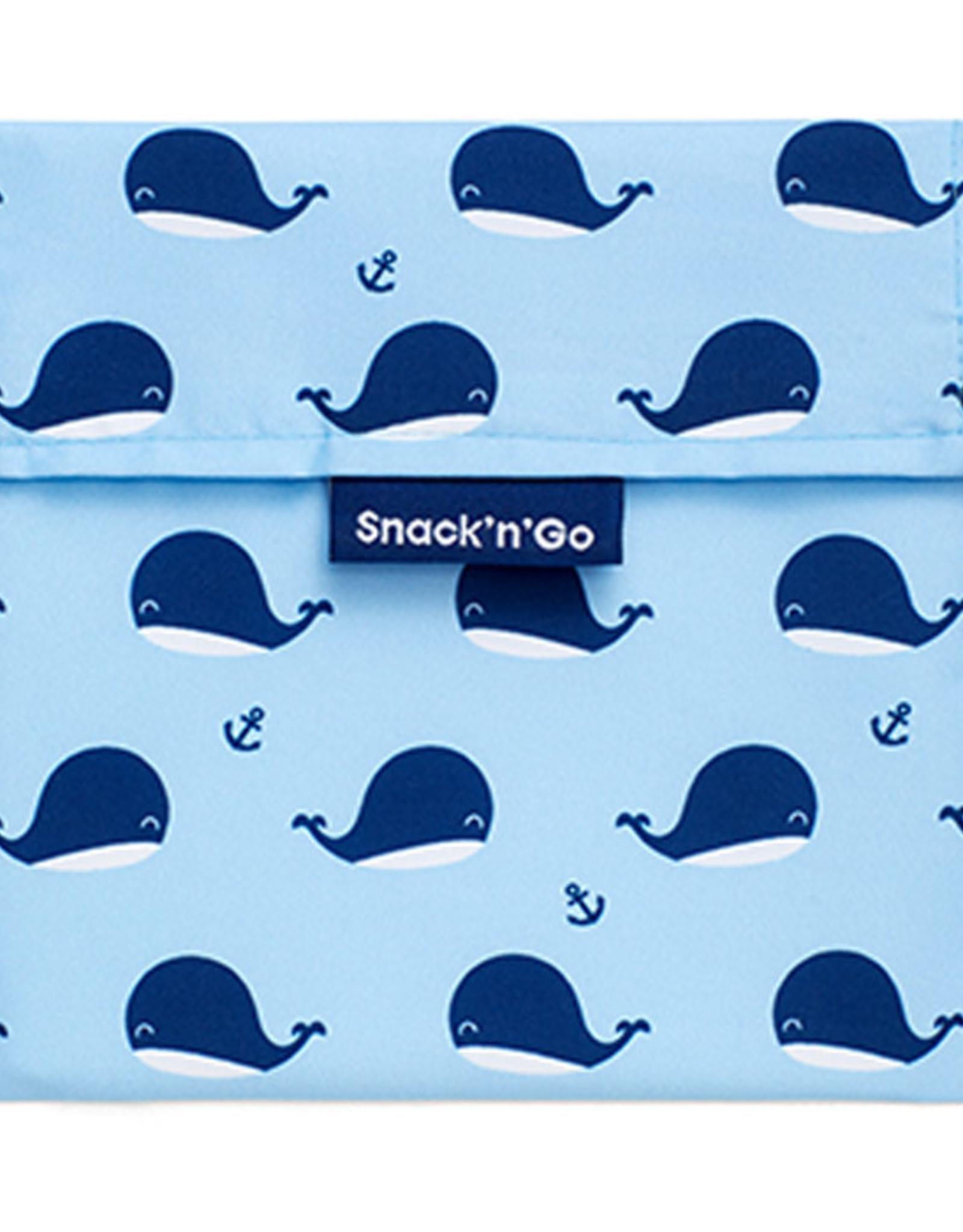 Roll'Eat Snack'n'Go kids - Animal whales