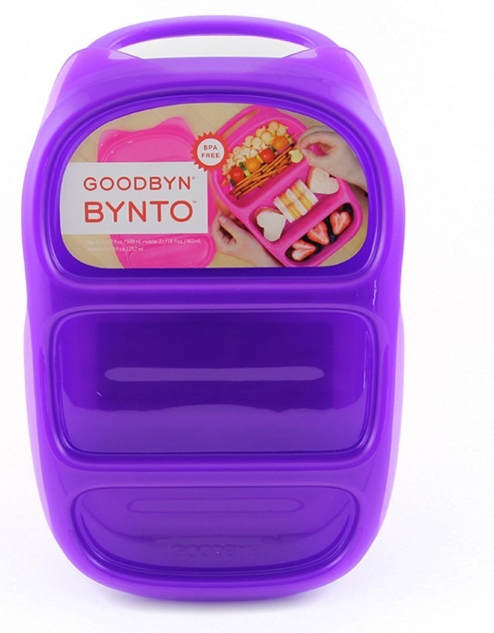 Goodbyn Goodbyn Bynto - Paars