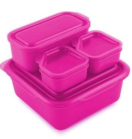 Goodbyn Goodbyn Portions On-the-Go - Roze