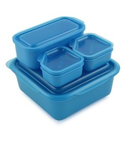 Goodbyn Goodbyn Portions On-the-Go - Blauw