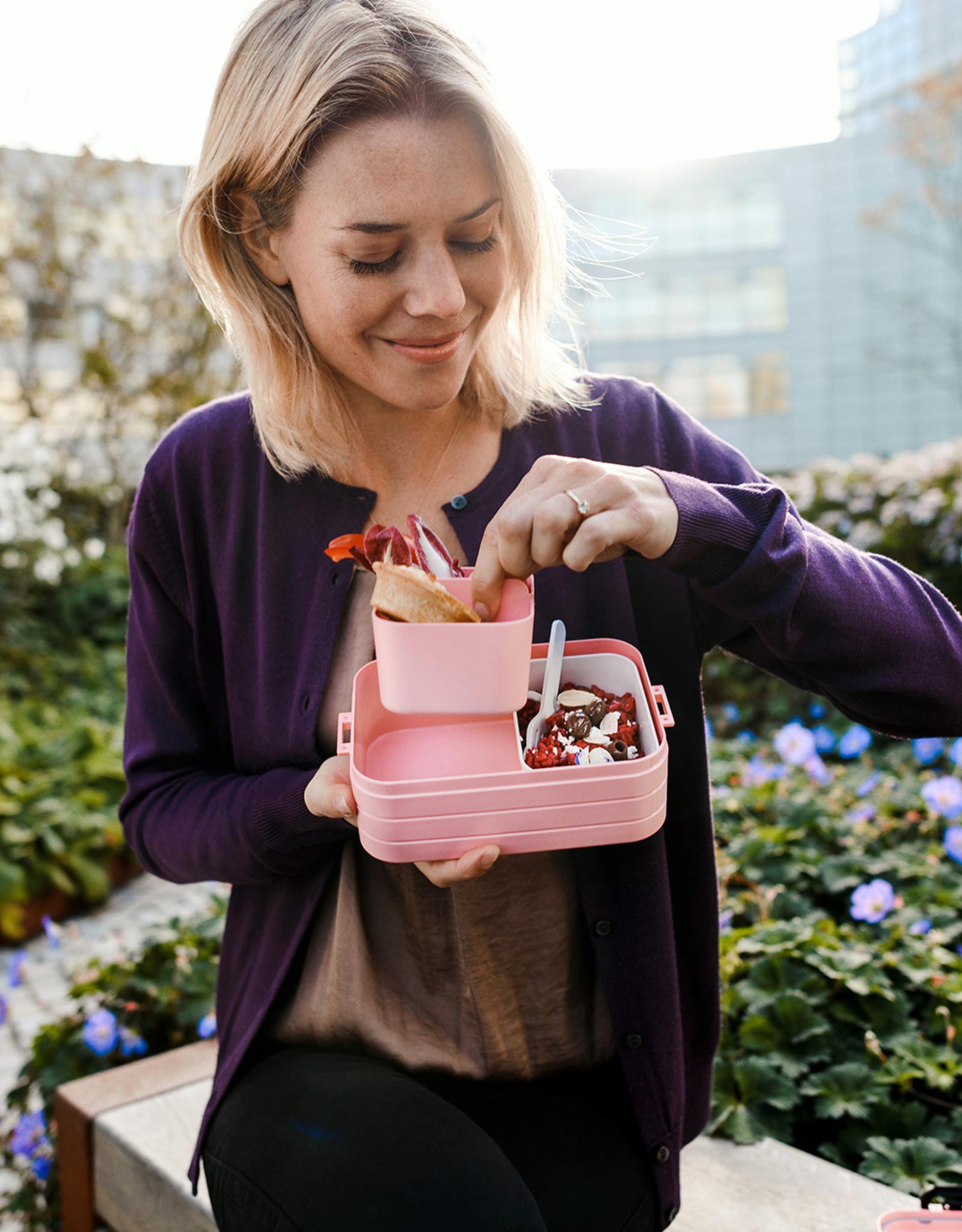 Mepal  Bento lunchbox take a break midi - nordic pink