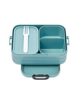 Mepal Bento lunchbox take a break midi - nordic green