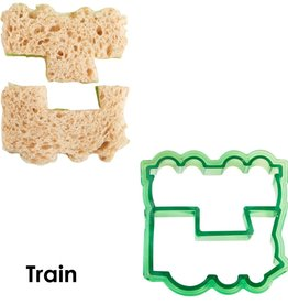 Boterhamuitsteker - Treinen