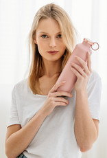 Equa RVS drinkbus - Pink blush 680 ml