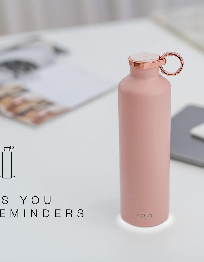 Equa Smart bottle - Pink blush 680ml