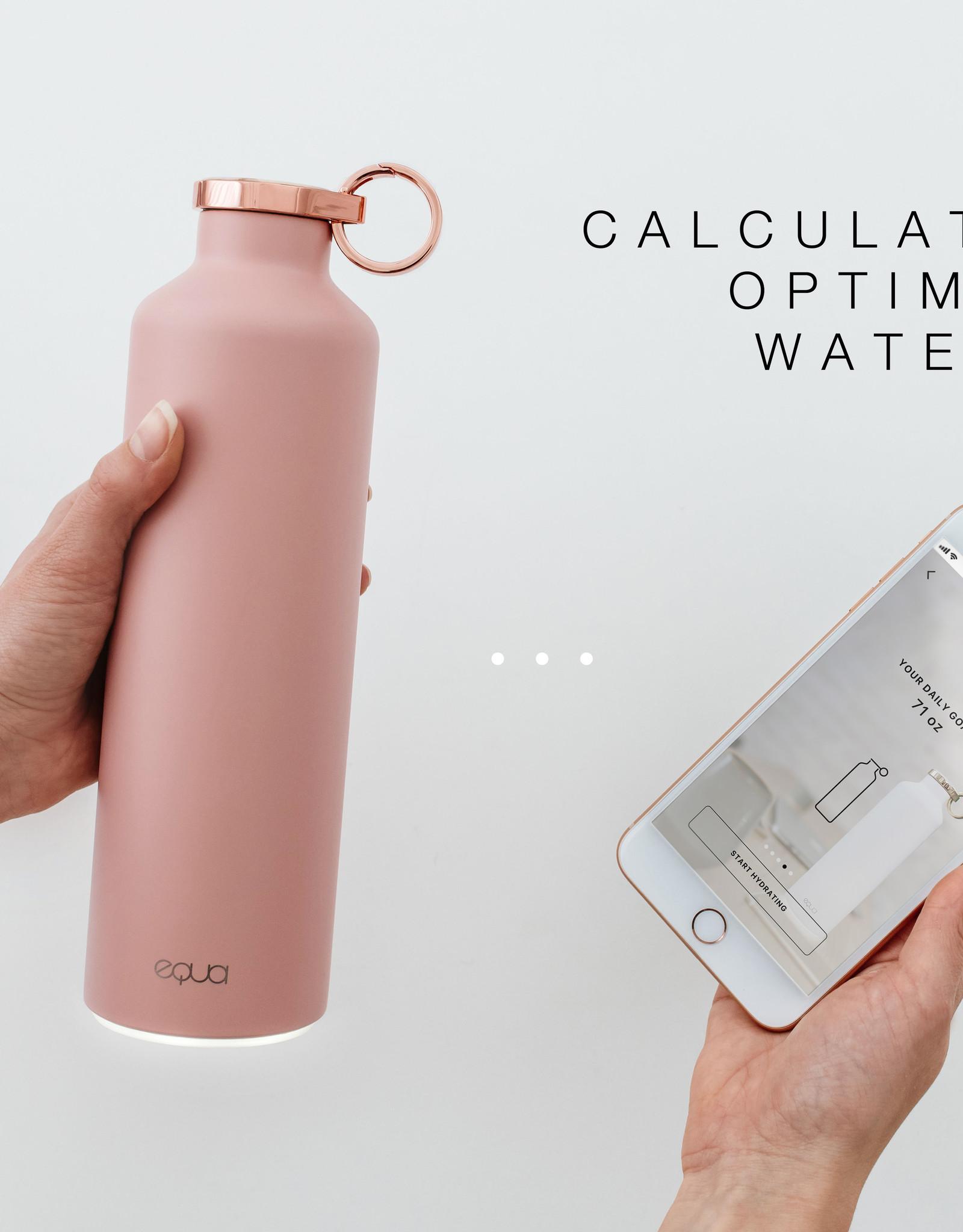 Equa Smart bottle - Snow white 680 ml