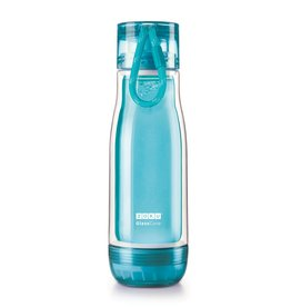 Zoku Hydration everyday drinkbeker - Turquoise 475ml