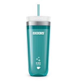 Zoku Ice coffee maker - Turquoise