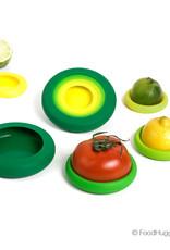 Food Huggers Food Huggers (set van 5) - Fresh greens
