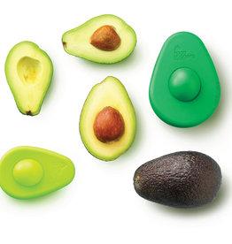 Food Huggers Food Huggers (set van 2) - Avocado huggers