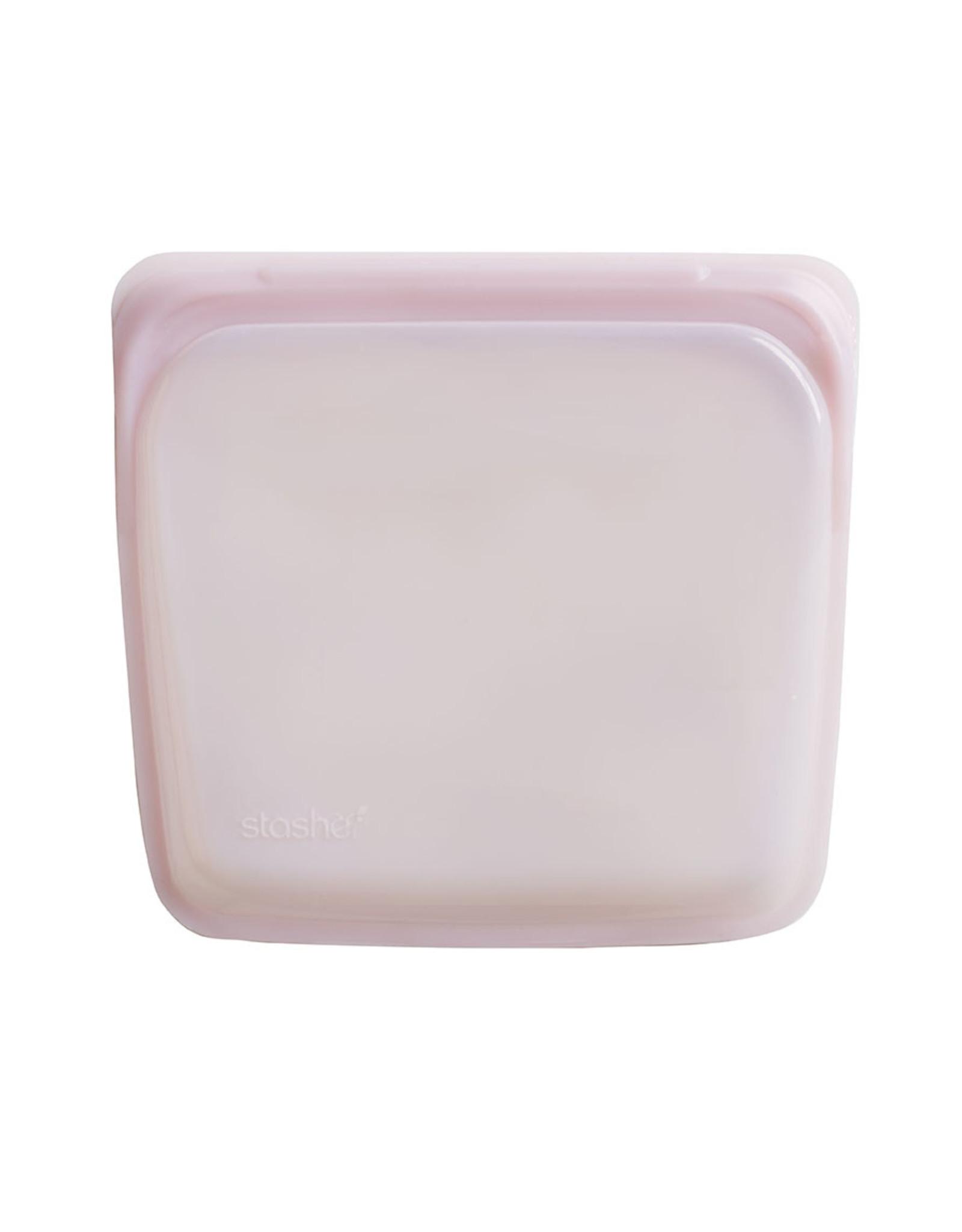 Stasher Bag Stasher bag - Rose quartz