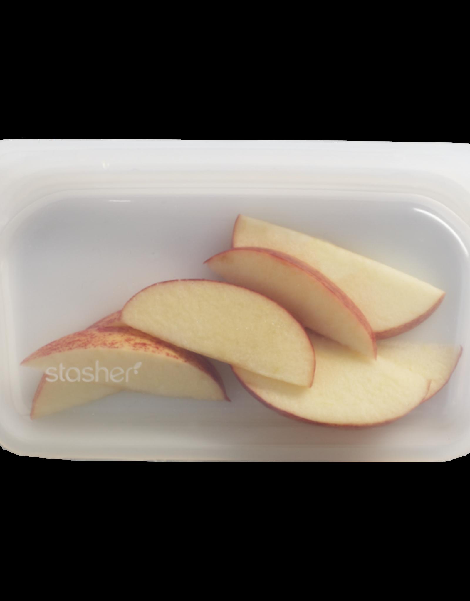Stasher Bag Stasher bag Snack - Clear