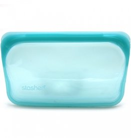 Stasher Bag Stasher bag Snack - Aqua