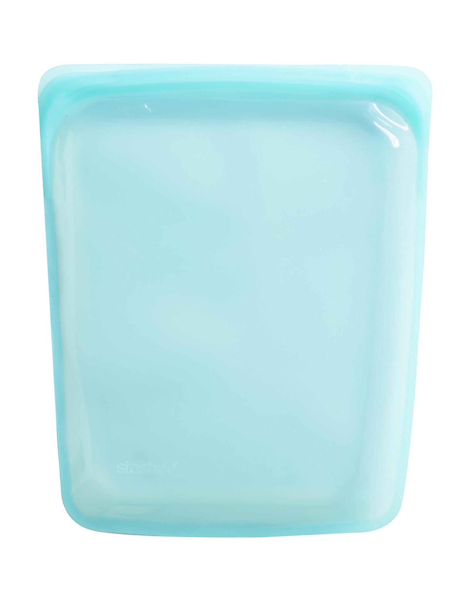 Stasher Bag Stasher bag Large - Aqua