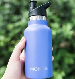 Montii Mini Montii thermische drinkbus - 350 ml paars