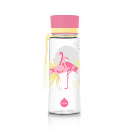 Equa Drinkbus - Flamingo 600 ml