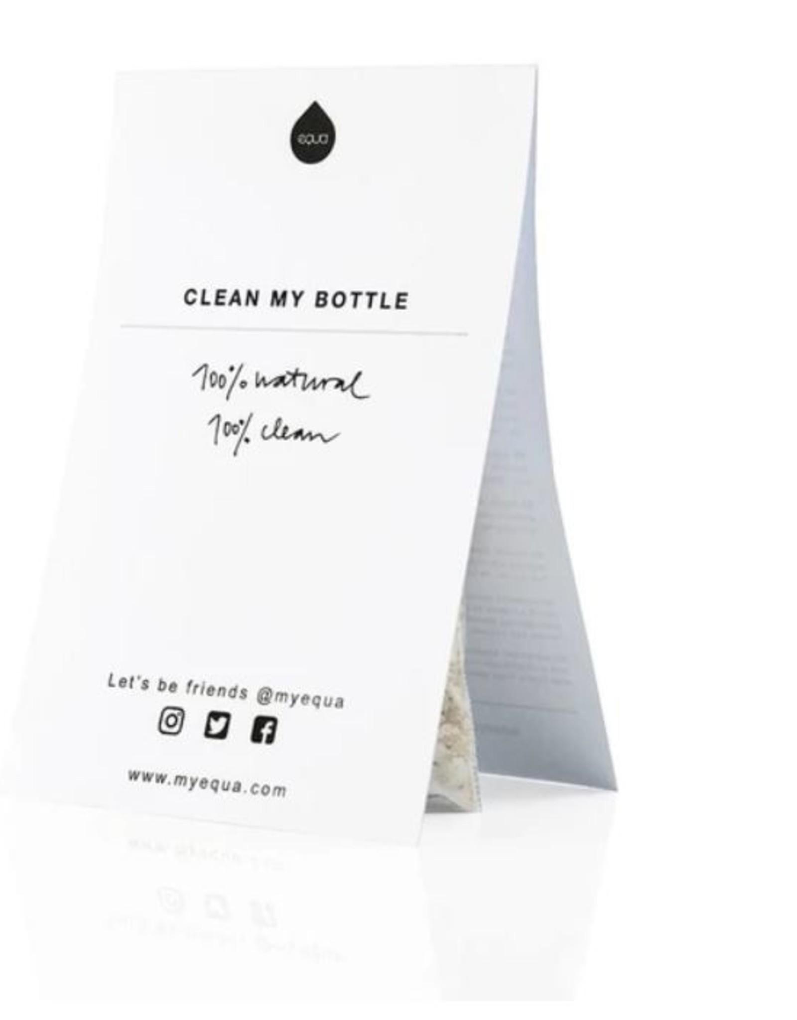 Equa Clean my bottle