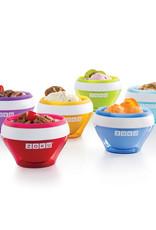 Zoku Ice cream maker - Lichtblauw