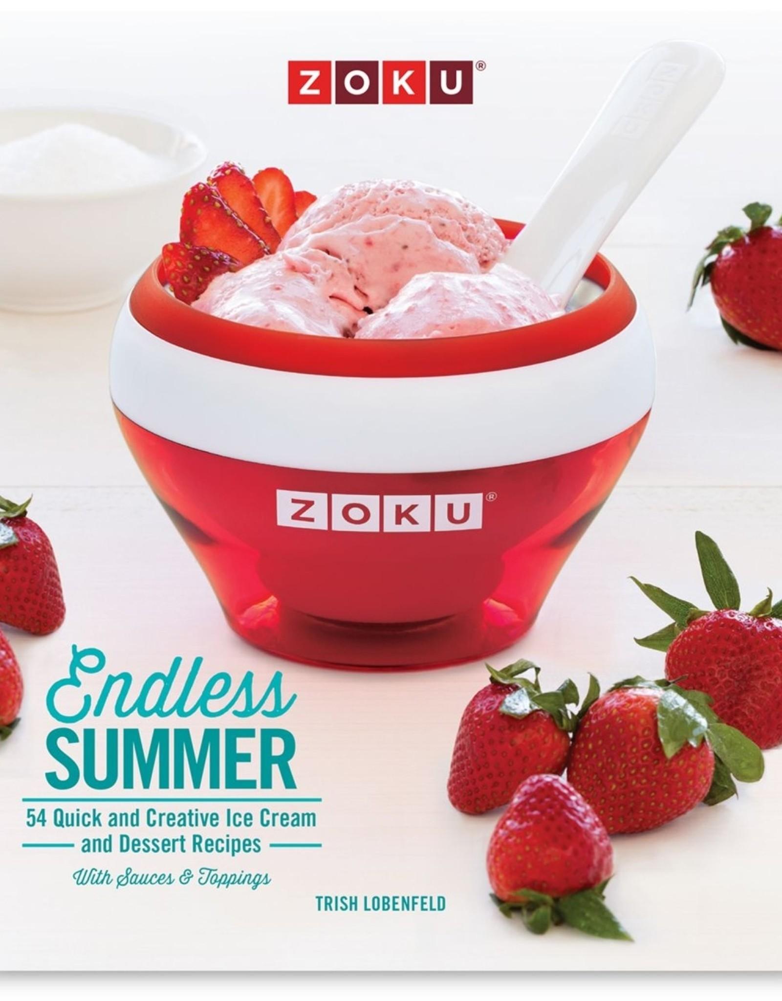 Zoku Receptenboekje snelle creatieve ijsjes en desserts