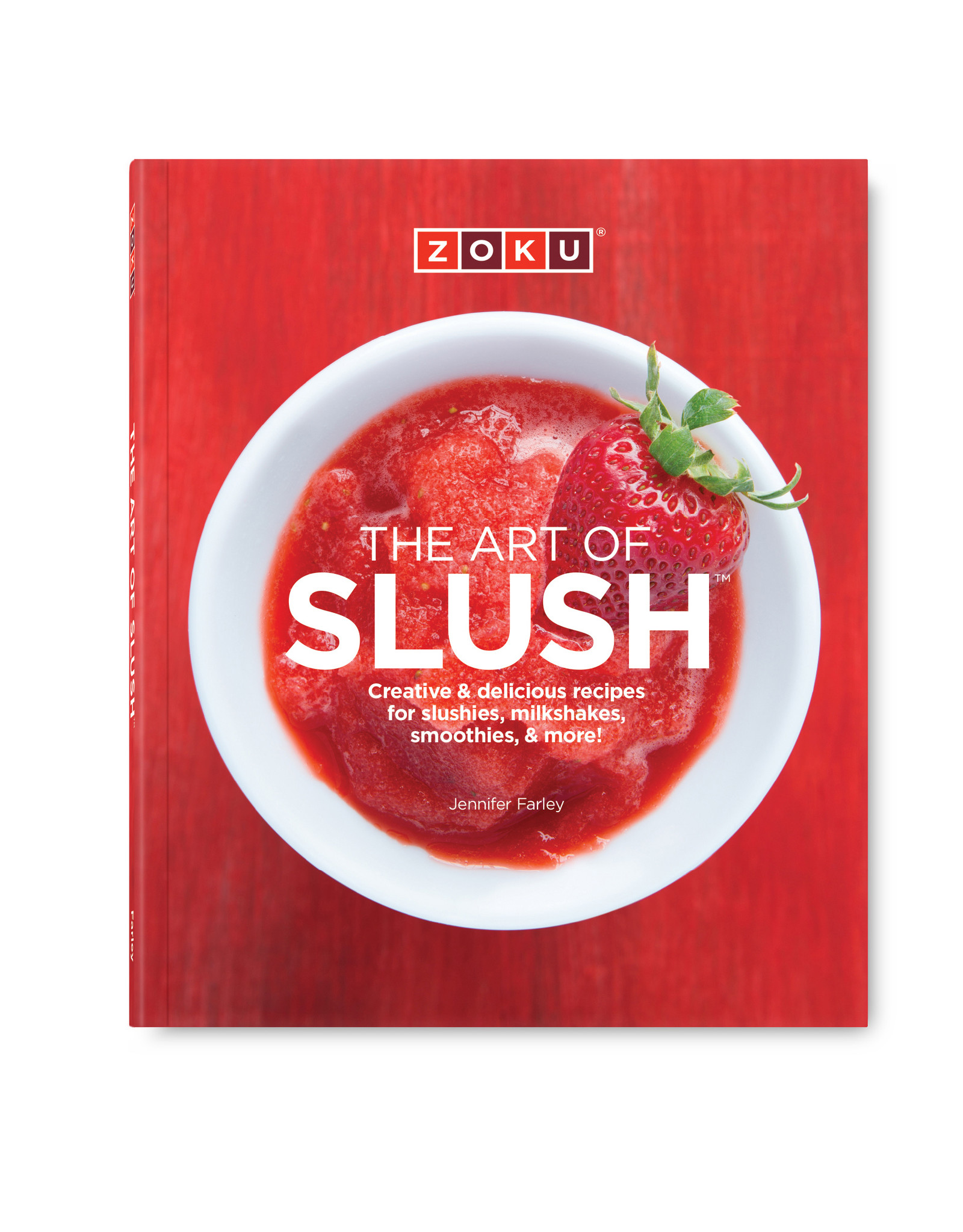 Zoku Receptenboek slush