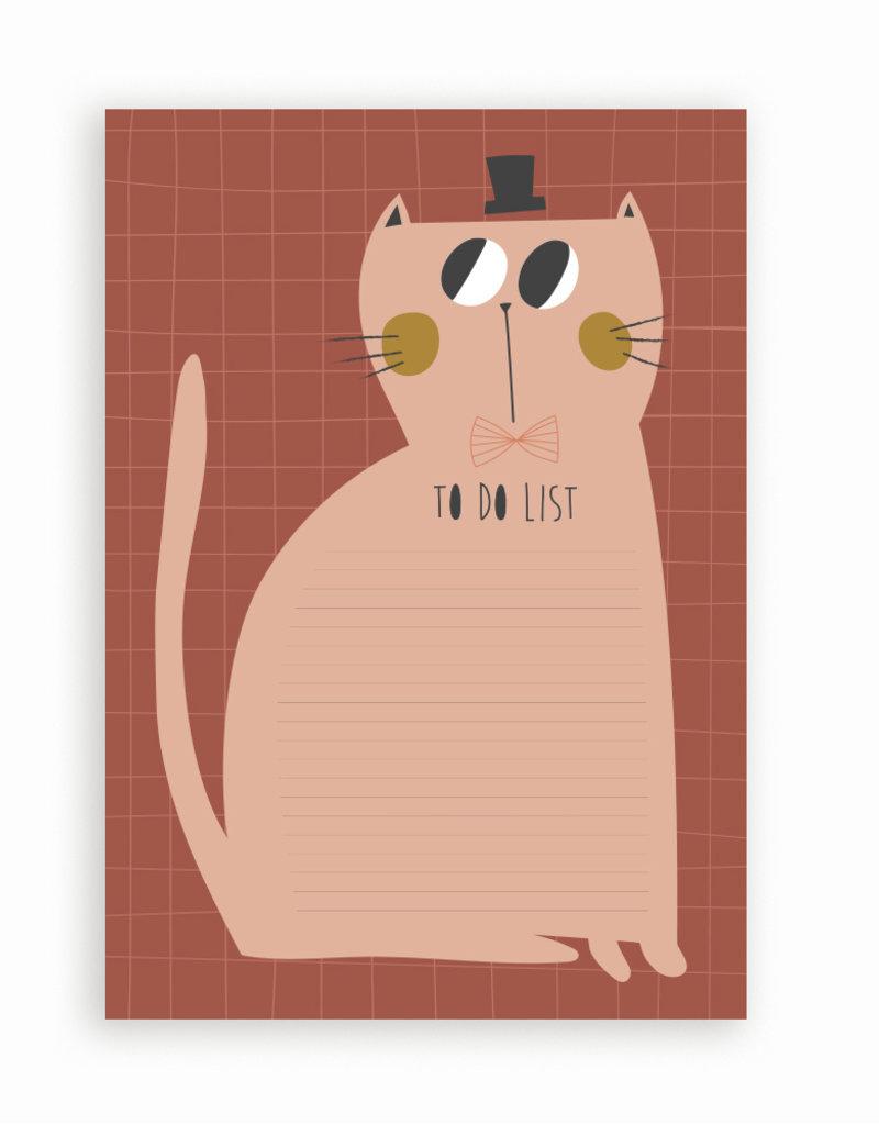 STUDIOLOCO To do list - Cat