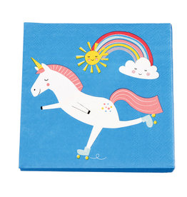 Rex London Servietten (20 stuks) - Magical unicorn