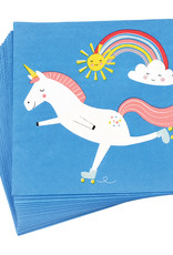 Rex London Servietten (20 stuks) - Magical unicorn