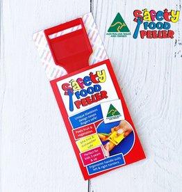 Kiddies Food Kutter Kiddies schiller voor kinderen - Rood