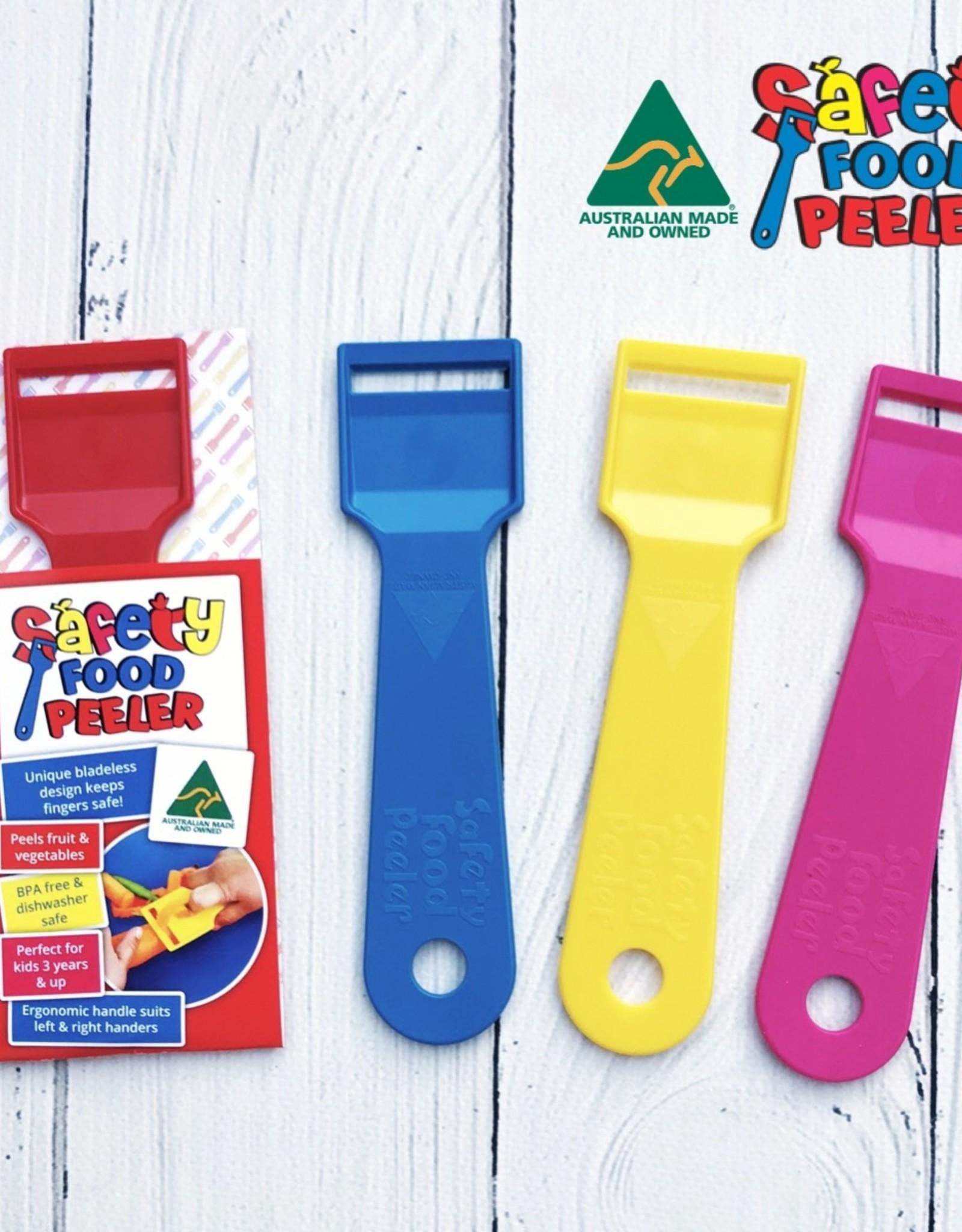 Kiddies Food Kutter Kiddies schiller voor kinderen - Geel