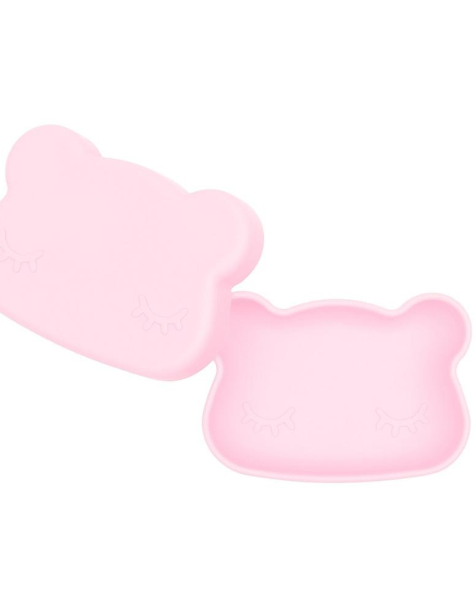 We Might Be Tiny Snackie bear - Powder pink