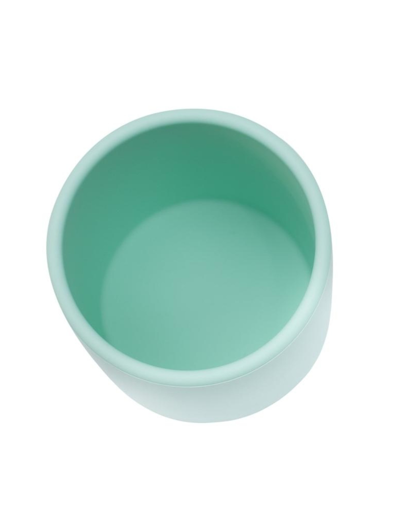 We Might Be Tiny Grip cup - Minty green