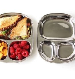 Eco Lunchboxes RVS bord - Kids tray