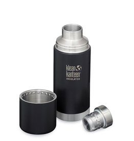 Klean Kanteen TK Pro Thermosfles - Shale black 740 ml