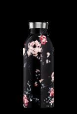 24 bottles Clima bottle - Ebony rose 500 ml