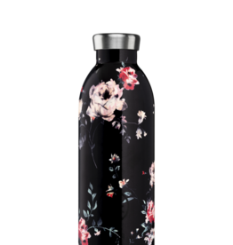 24 bottles Clima bottle - Ebony rose 500 ml