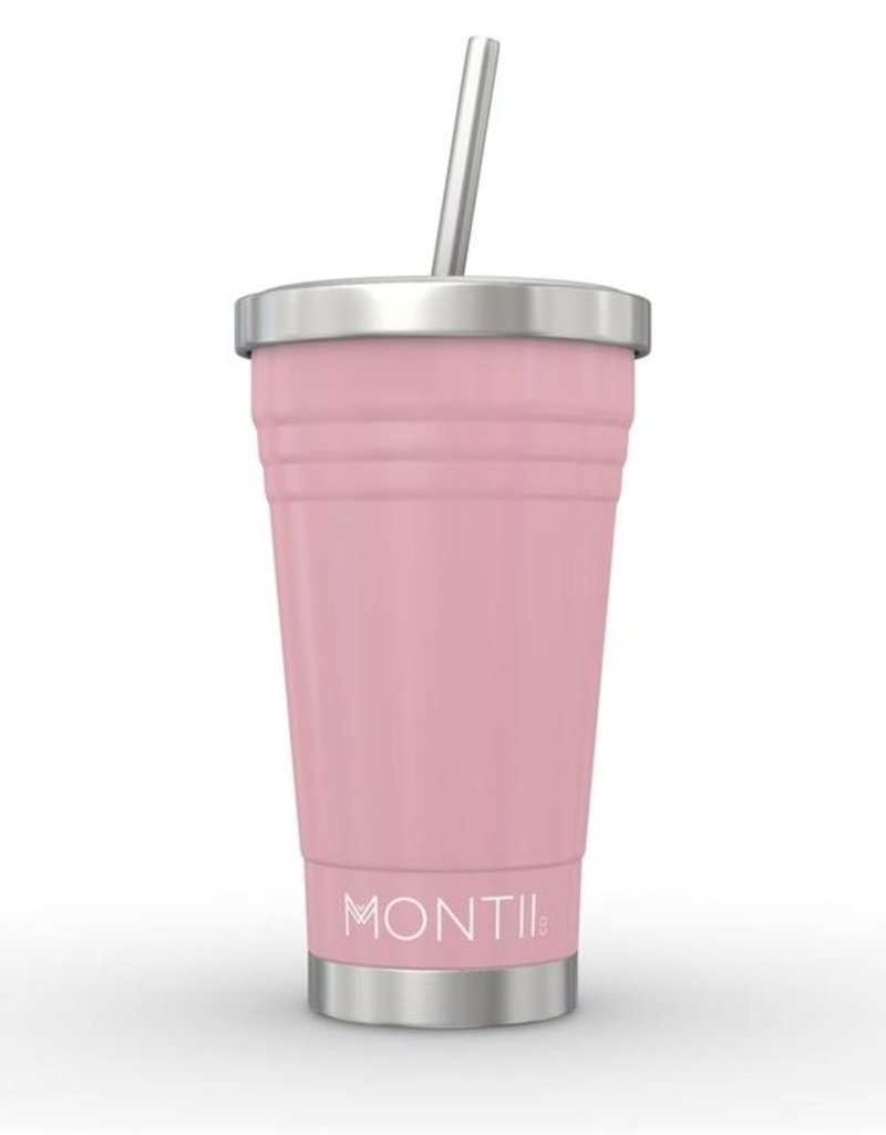 Montii Smoothie cup - Pink 450 ml