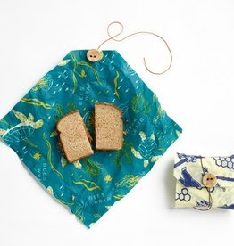 Bee's Wrap Bee's wrap - 2-pack Sandwich Wildlife