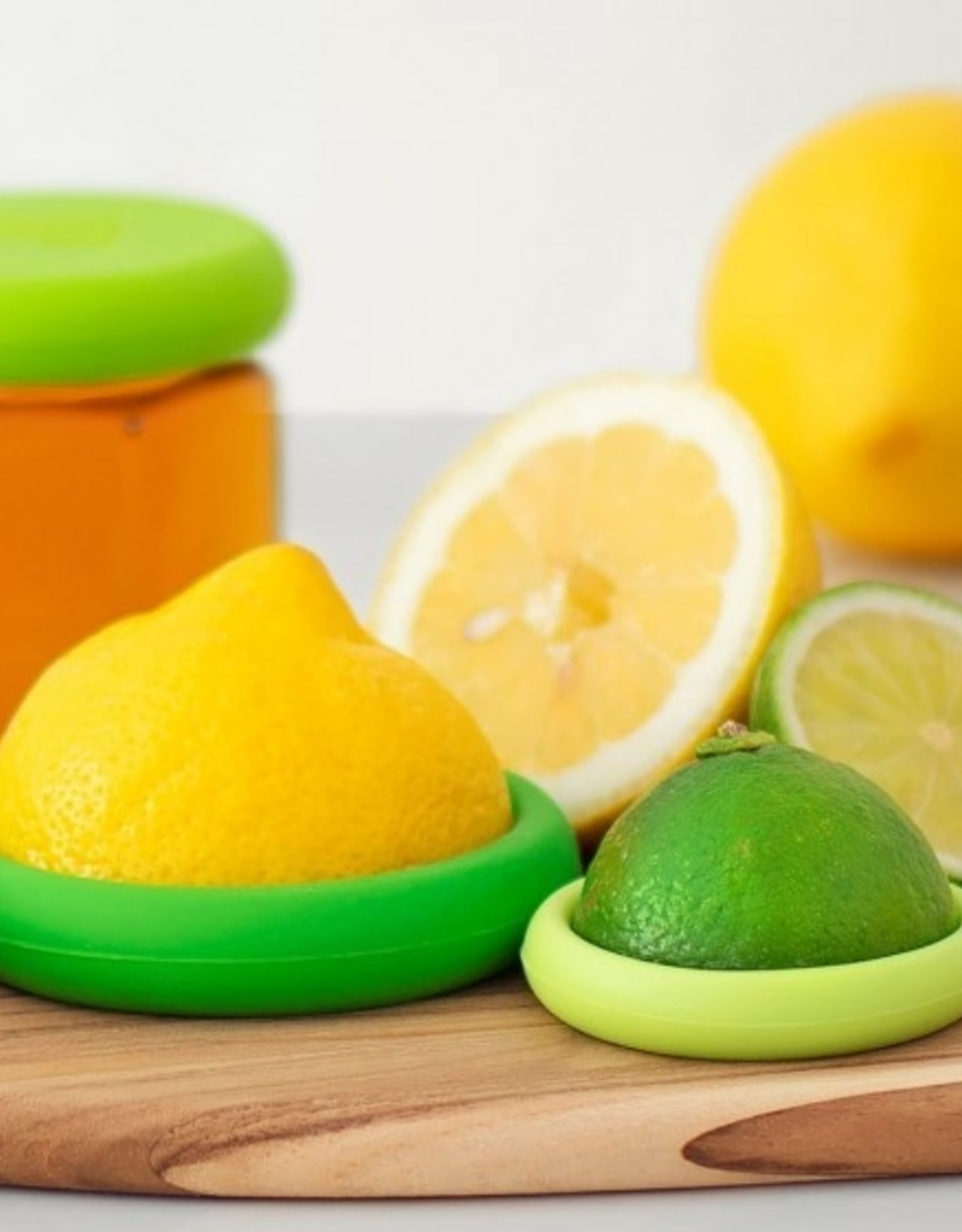 Food Huggers Food Huggers (set van 2) - Citrus savers